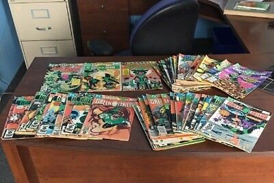 Green Lantern #171-224 Very nice condition 1983-1988 Grade 7-7.5