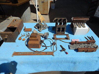 1939 Wurlitzer 500A Coin Mechanism Assembly Complete