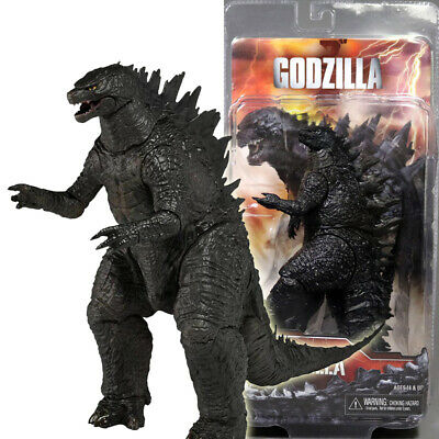 "NECA Godzilla 2014 Movie Black 6"" Action Figure 12"" Head To Tail Collect Doll"