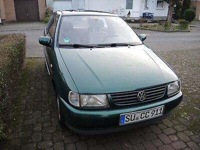 vw polo automobile