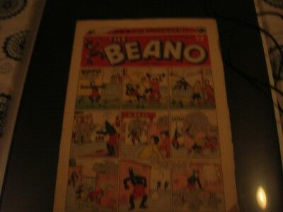 Beano Comic Dated; Dec 29Th 1956 Number 754
