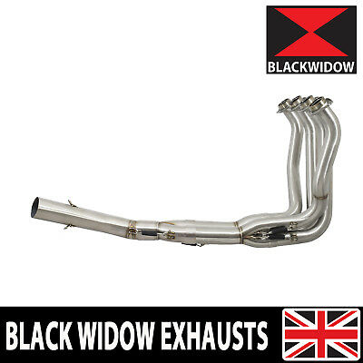 KAWASAKI Z900RS / Cafe 4-1 Race Exhaust De-cat Headers Down pipes 2018 2019