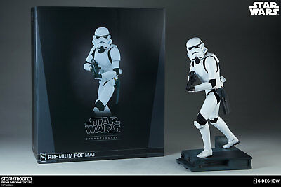 STAR WARS EP. IV Stormtrooper Premium Format Figure Statue Sideshow Collectibles