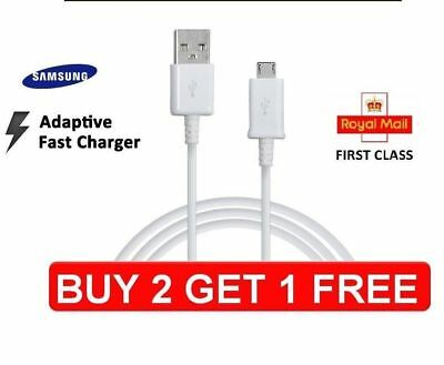 Charging Cable Samsung Galaxy S5 S6 S7 Edge Note 4/5 Fast Charger USB Data Cable