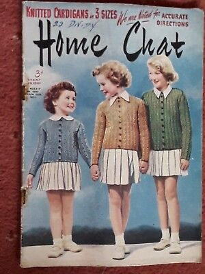 HOME CHAT..magazine......10th March.1951