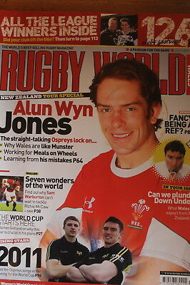 rugby world wales july 2010