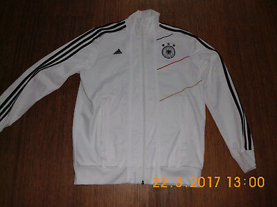 ORIGINAL ADIDAS DFB Deutschland Trainingsjacke Gr. 164 Top