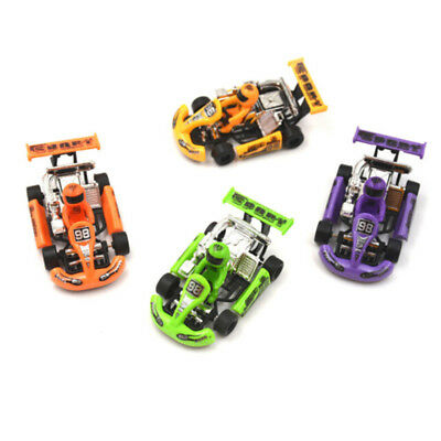 Simulated Car Model Toys Formula Racing Vehicle Children Kids Durable Practical