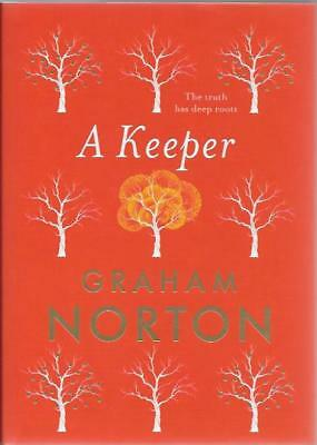 Sale Signed A Keeper By Graham Norton Brand New First Edition Hardback