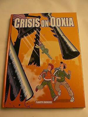 CRISIS on OOXIA