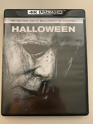 Halloween (2018, 4K Ultra HD + Blu-ray NEW) [No Digital] LOCAL PICKUP ONLY! NYC