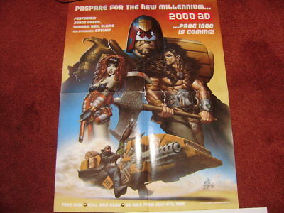 2000Ad Posters