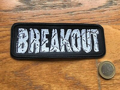 Harley Breakout Usa Patch Small - Toppa Piccola - Ecusson - Aufnäher- Emblem