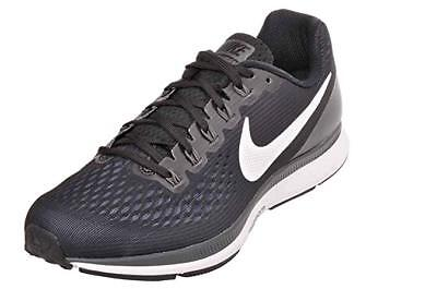 607cc2bbc43a7 WOMEN NIKE AIR Zoom Pegasus 33 ROSTARR 859892 001 SIZE 12 Black Grey ...