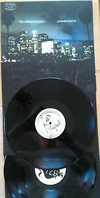 The Twilight Singers 2LP Powder Burns Vinyl 2006 Afghan Whigs Lanegan National