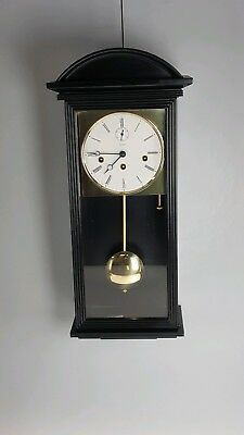 Rare Kieninger Wall Clock/ Regulator Westminster, Whittington,St Michaels Chime