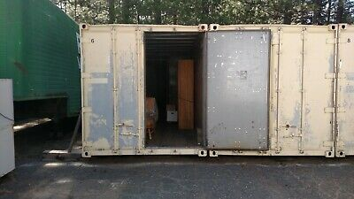 40' Storage Container Used Mi Wuk Village/Sonora Local Delivery Can Be Arranged