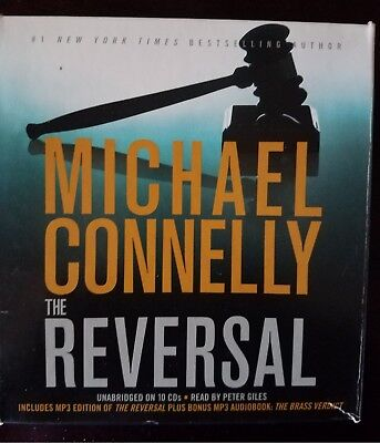 THE REVERSAL by Michael Connelly (2010, CD, Unabridged)A Lincoln Lawyer Novel