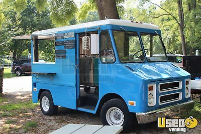 Ice Cream Trucks For Sale >> Vintage 1975 Ice Cream Truck For Sale In Pennsylvania