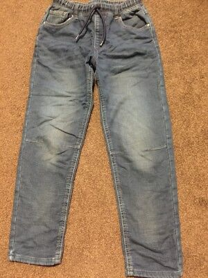 Boy's Blue Denim Jeans From George - Age 10-11 Yrs