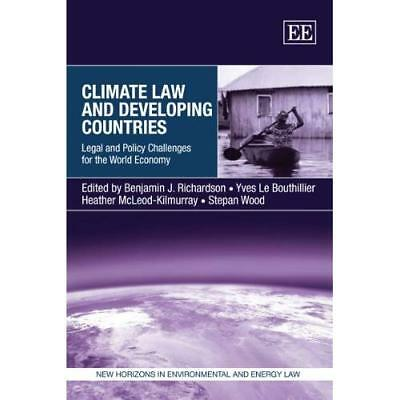 Climate Law and Developing Countries: Legal and Policy  - Paperback NEW Benjamin