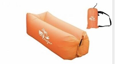 Fast Inflating Portable sun lounger 2 for £20