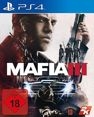 PS4 Game Mafia (III) 3 New