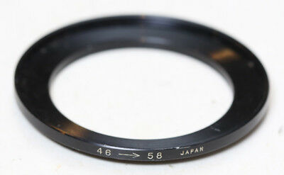 Step-up ring, 46mm to 58mm, 46-58