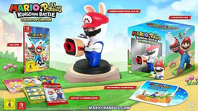 Nintendo Switch Mario & Und Rabbids Regno Battaglia - Collector's Edition