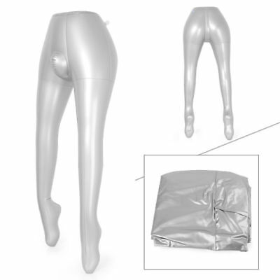 Computer & Office Kids Pants Trou Underwear Inflatable Mannequin Children Half Body Dummy Torso Legs Model Show High Quality
