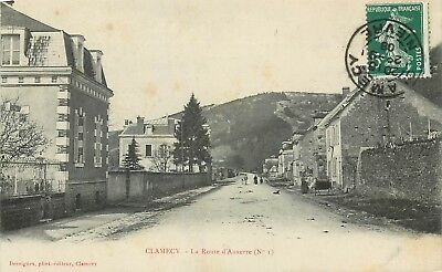 58 Clamecy Route D'auxerre