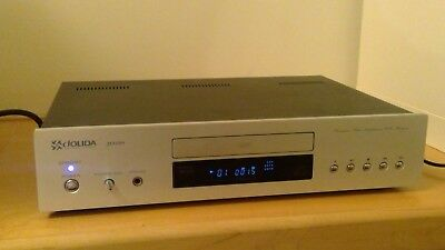 Jolida JD100A Reference Tube CD Player Parts Connexion Modified w/Musicaps