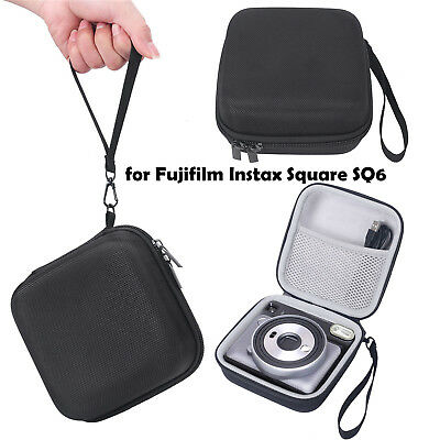 Mini Carrying Bag Storage Case Protector for Fujifilm Instax Square SQ6 Camera