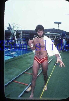 2822,PETER RECKELL SHIRTLESS,days of our lives,ORIG 35MM TRANSPARENCY/SLIDE