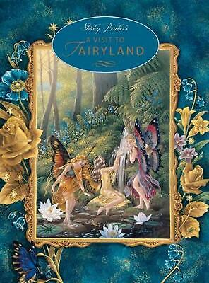 A Visit to Fairyland by Shirley Barber Paperback Book Free Shipping!