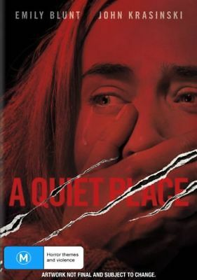 A Quiet Place (2017) [New Dvd]