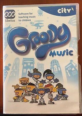 Groovy Music Software For Teaching Children Music By Sibelius