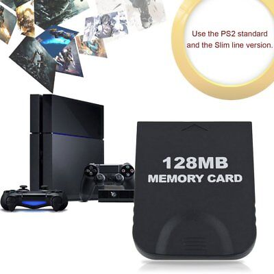 128MB High Speed Memory Card Save Game Data Card for NINTENDO GAMECUBE ZA