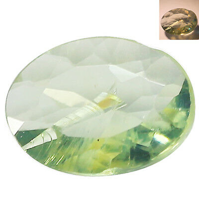0.62Ct Eye-catching Oval cut 7 x 5 mm Blue Green to Red Color Change Alexandrite