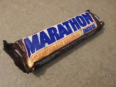 Marathon *rare* Chocolate Bar (Vintage/retro)
