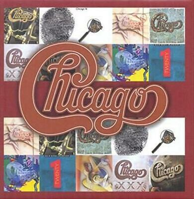 Studio Albums 2: 1979-2008 - Chicago CD-JEWEL CASE Free Shipping!