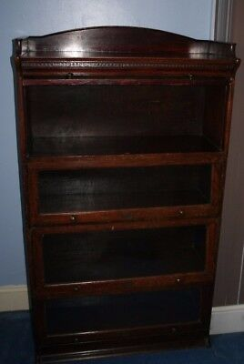 Antique Lebus Office,lawyer Or Library Bookcases Circa 1900-1920