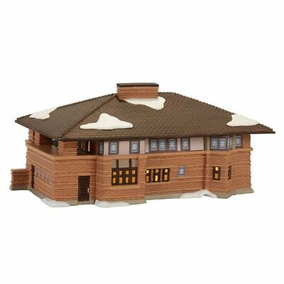 Frank Lloyd Wright Heurtley House Department 56 4054987 Christmas in the City