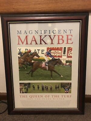 Magnificent Makybe - Makybe Diva Queen Of The Turf - 2005 Cox Plate