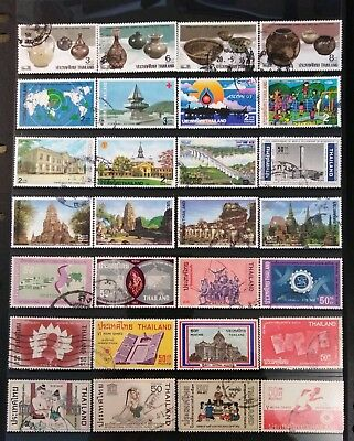 Thailand Stamp Selection used L5