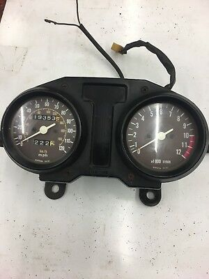 Gsx250 Clocks Good Condtion