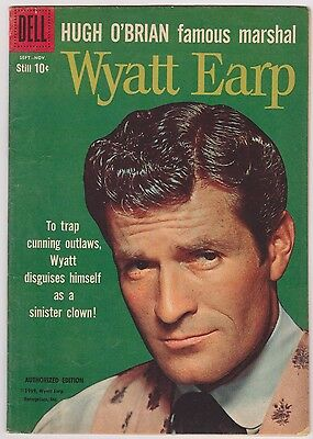 Wyatt Earp #8 - Very Fine Condition'