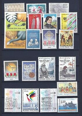 Finland - Starter Lot 20 Stamps - Mnh [Lot-300]