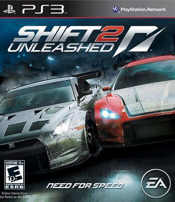 shift 2 para PS3