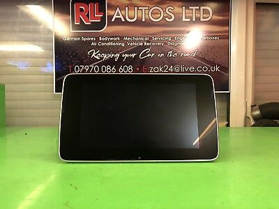 Mercedes C Class W205 10'' Inch Display Screen